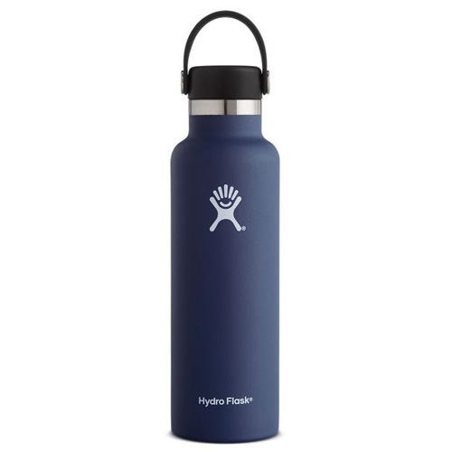 21 Oz. Standard Mouth Water Bottle, Royal Bl,Sapphire,Marine, swatch