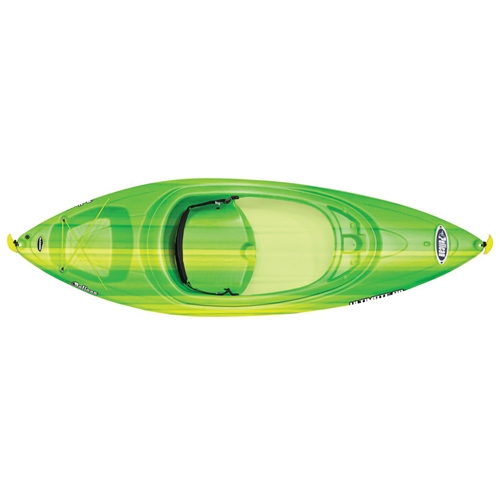Ultimate 80x Sit-in Kayak, Lime, swatch