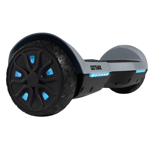 Srx A6 Hoverboard, Gray, swatch