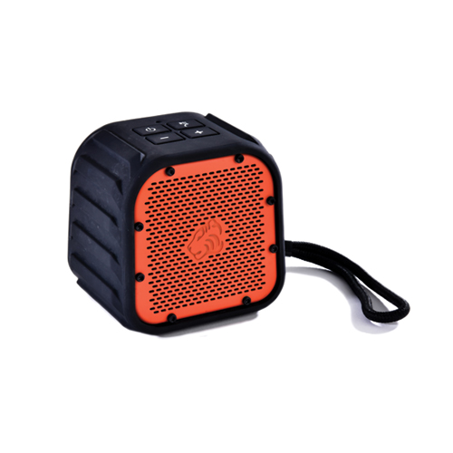 Corbett 1 Mini Bluetooth Speaker, Orange, swatch