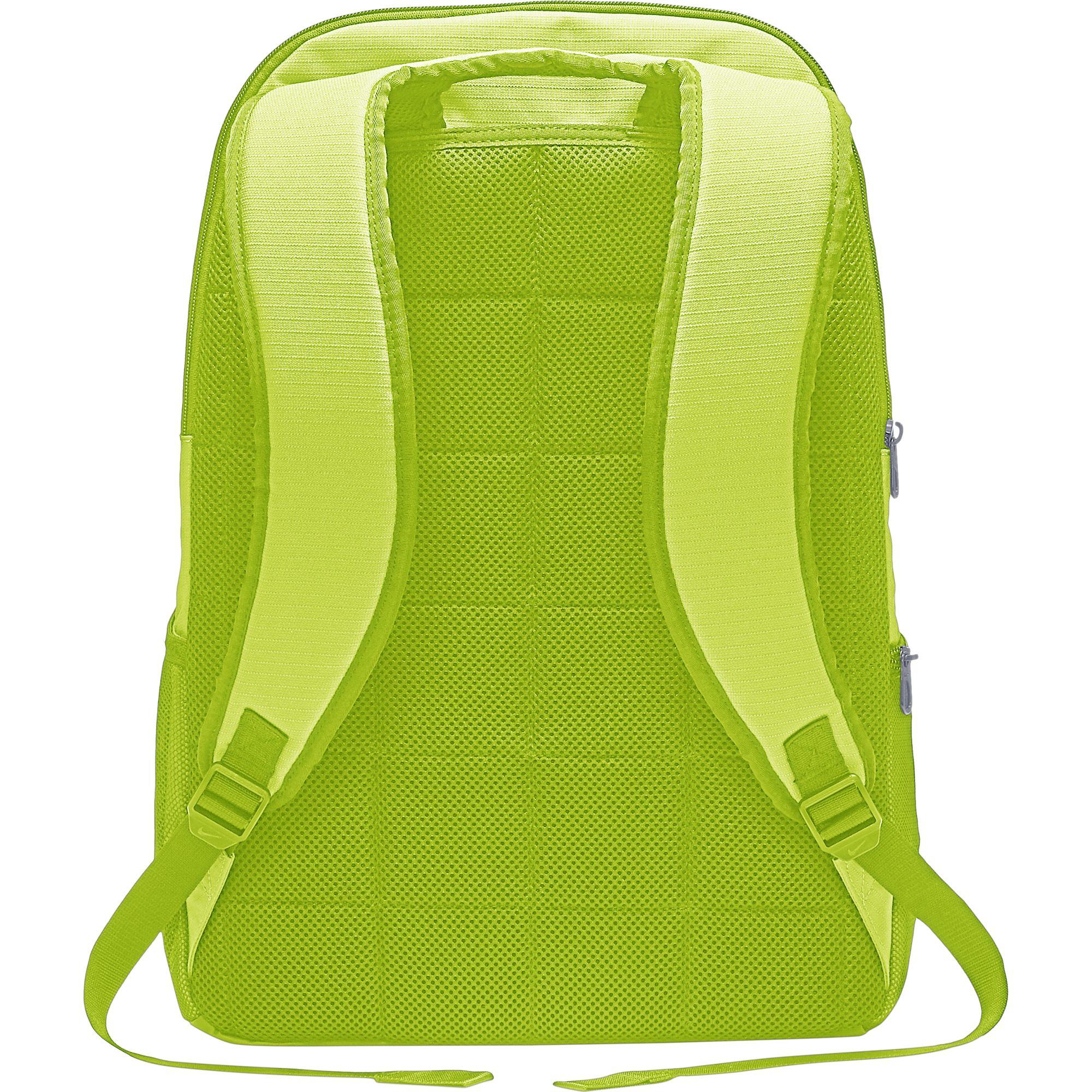 Brasilia XL Backpack, Neon Yellow, swatch