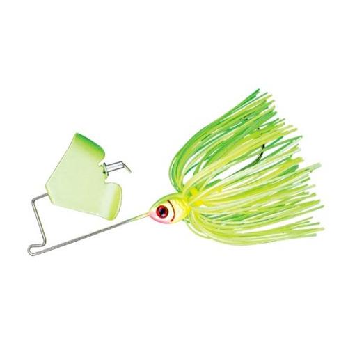Pradco Lures Pond Magic Buzzbait, Lime, swatch