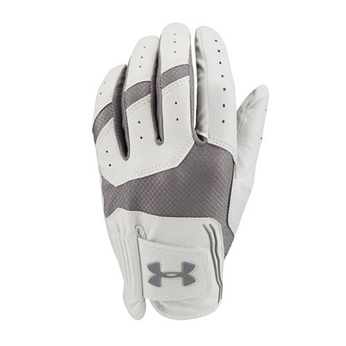 Men's Iso-Chill Left Hand Golf Glove, White, swatch