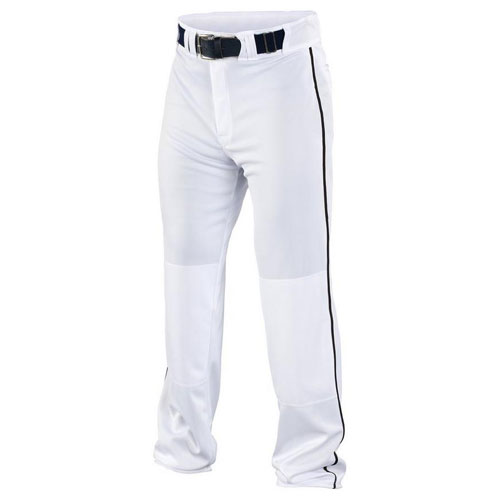 Men's Rival 2 Piped Pant, White/Black, swatch