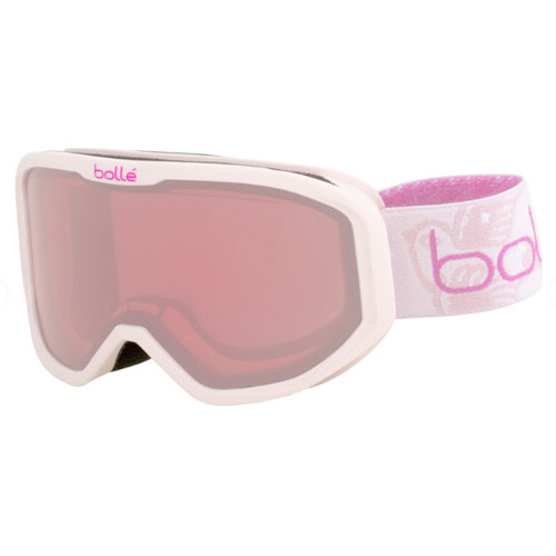 Kid's Inuk Ski Goggle, Pink, swatch