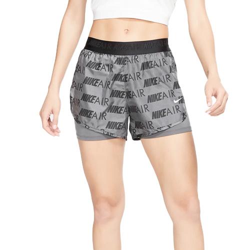 Women's Air Shorts, Heather Gray, swatch