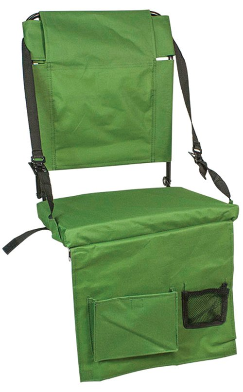 Stadium Chair, Green, swatch