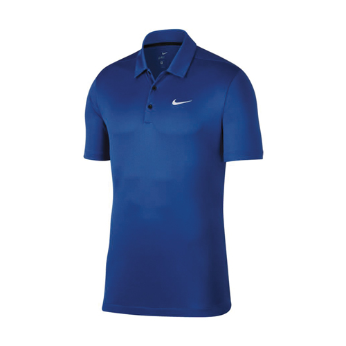 Men's Performance Polo, Blue, swatch