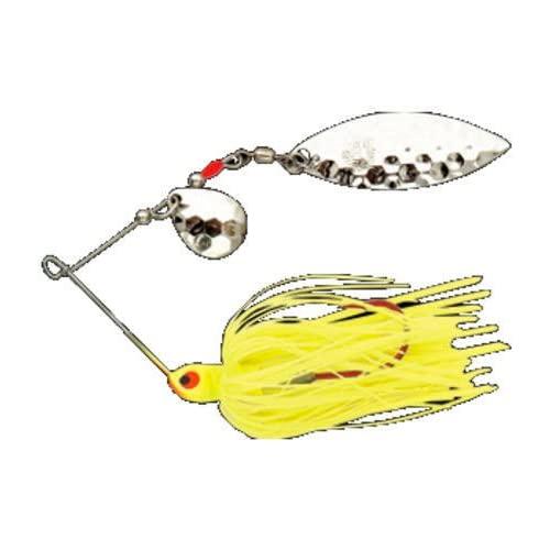 Firetiger Reedrunner Lure, Bright Yellow,Maize,Sun, swatch