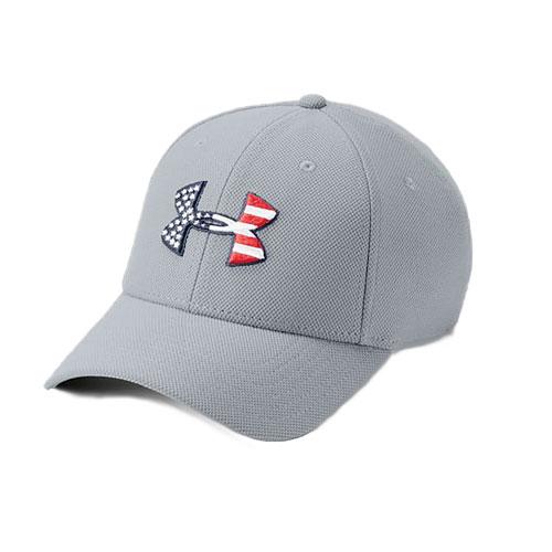 Men's Freedom Blitzing Cap, Steel, swatch