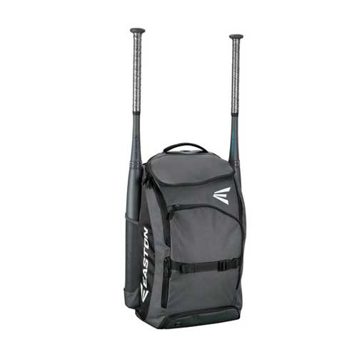 Prowess Fastpitch Softball Backpack, Black, swatch