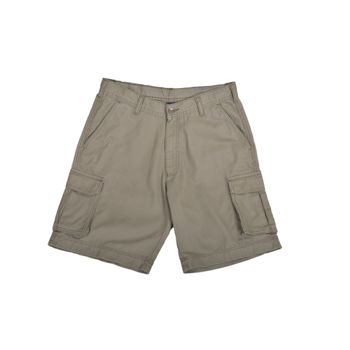 Men's Twill Cargo Shorts, Dkgreen,Moss,Olive,Forest, swatch