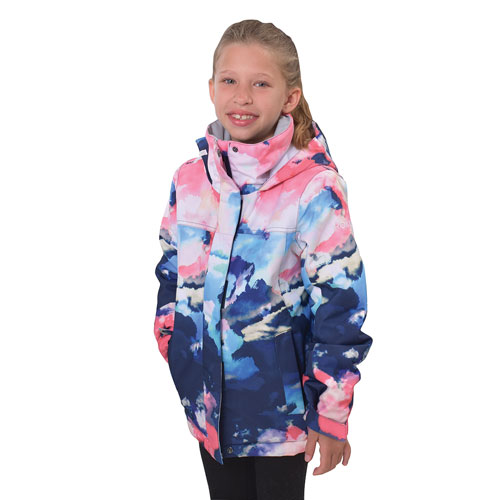 Girls' Galaxy 2 Snow Jacket, Multi, swatch