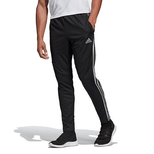 Reflective Tiro 19 Training Pants, Black/Silver, swatch