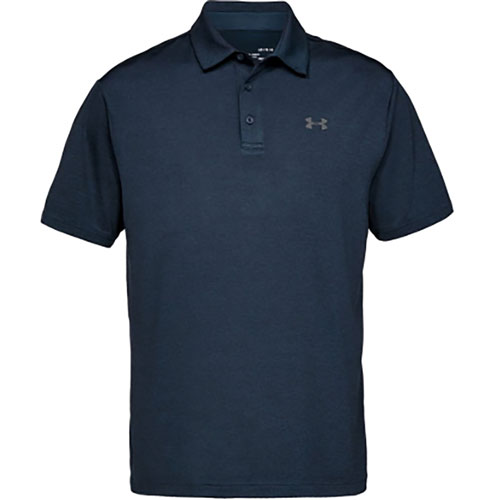 Men's Playoff 2.0 Polo, Navy, swatch