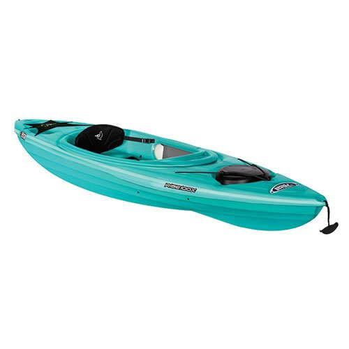 Rise 100x Fade Sit-in Kayak, Turquoise,Aqua, swatch