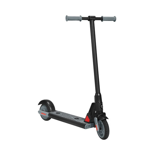 Gks Electric Scooter, Black/Gray, swatch