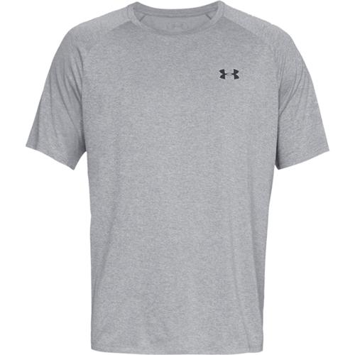 Men's Short Sleeve Tech 2.0 T-Shirt, Heather Gray, swatch