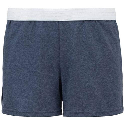 Women's Cheer Shorts, Navy, swatch