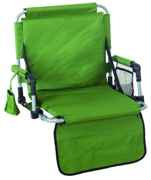 Stadium Arm Chair, Green, swatch