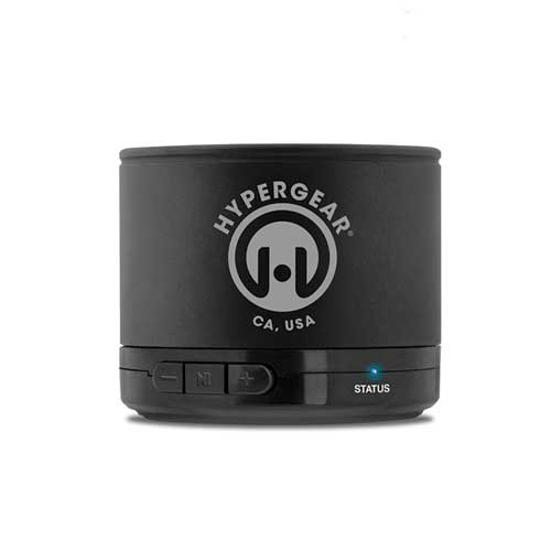 Hypercel Miniboom Wireless Speaker, Black, swatch