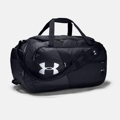 Undeniable 4.0 Large Duffle Bag, Black, swatch