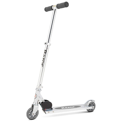 Razor A Scooter, Clear, swatch