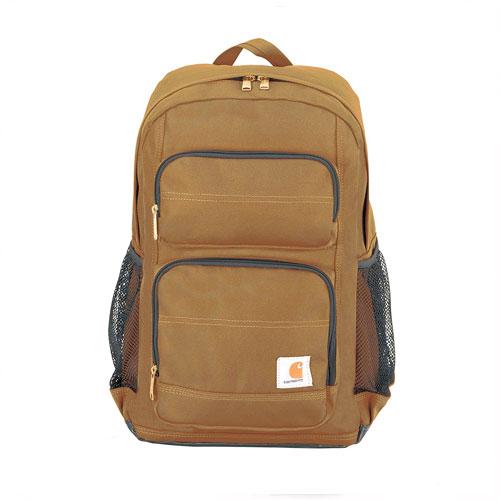 Legacy Standard Work Backpack, Brown, swatch