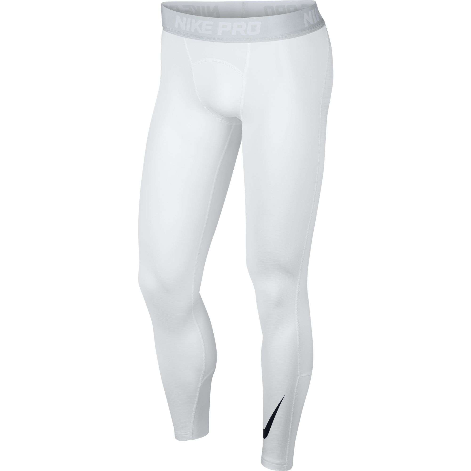 Men's Pro Dri-FIT Therma Tight, White, swatch