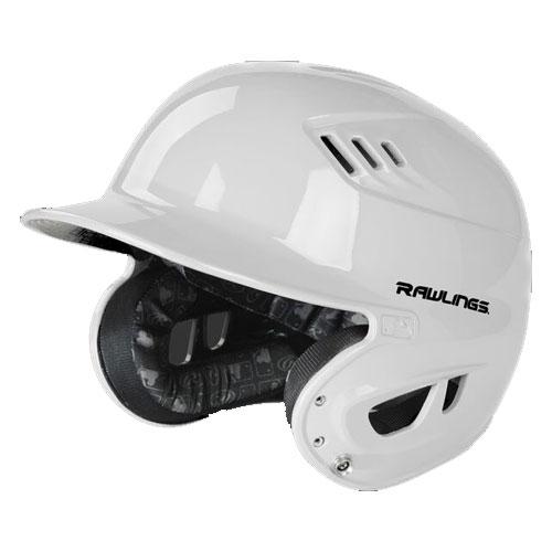 Senior R16 Batting Helmet, White, swatch
