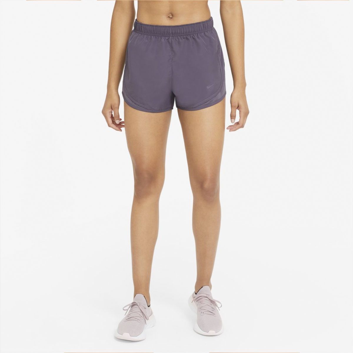 Women's Tempo Shorts, Purple, swatch