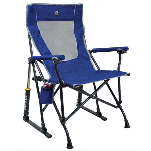 Roadtrip Rocker Camping Chair, Midnight, swatch