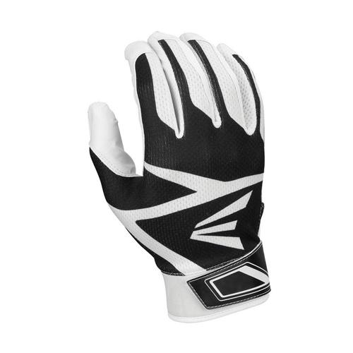 Youth Z3 Hyperskin Batting Gloves, White/Black, swatch