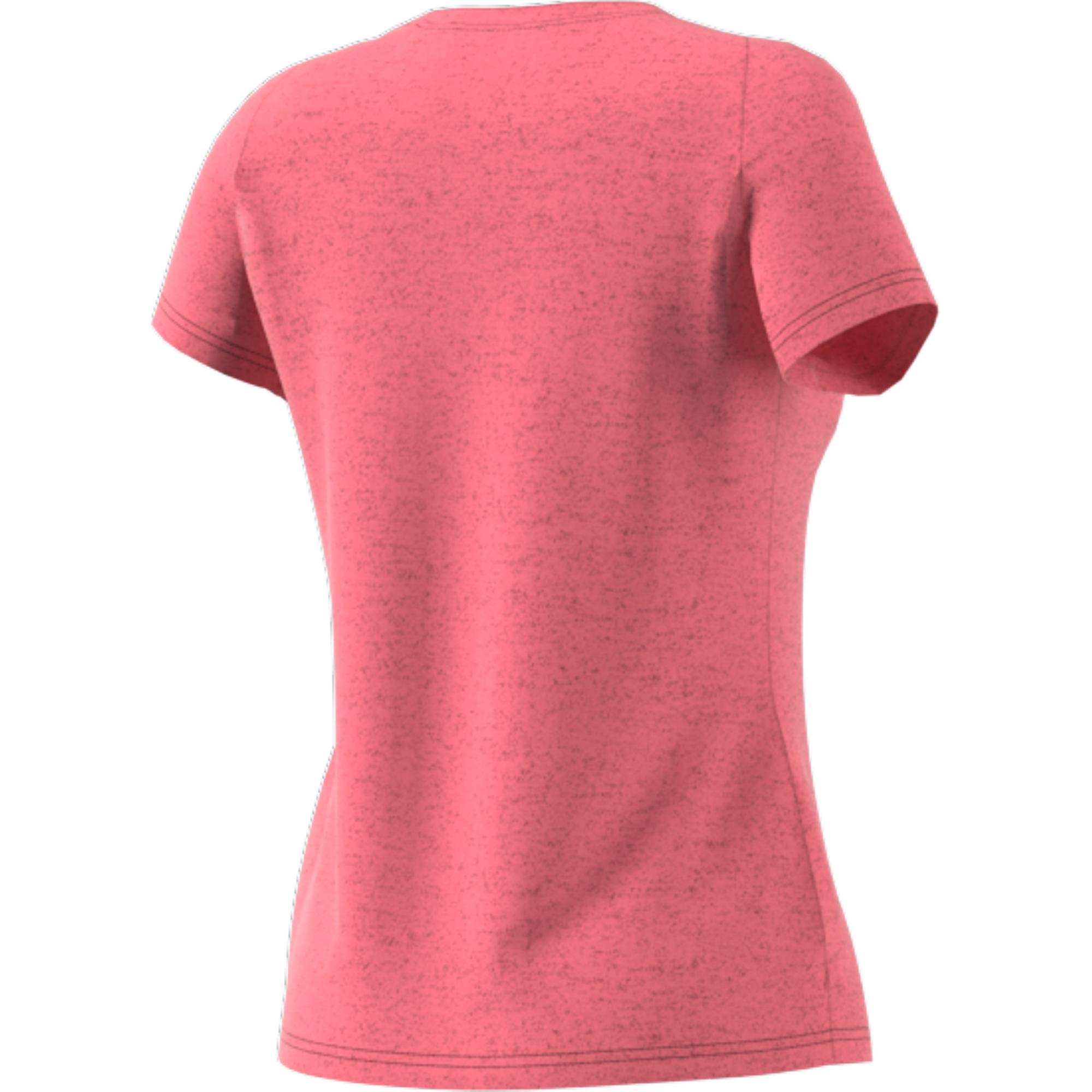 Women's Short Sleeve Winners Tee, Pink, swatch