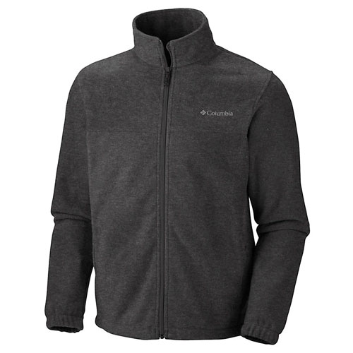 Men's Steens Mountain Full Zip Fleece, Dark Gray,Pewter,Slate, swatch