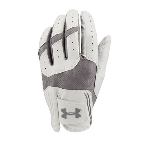 Men's Iso-Chill Left Hand Golf Glove, White, swatch