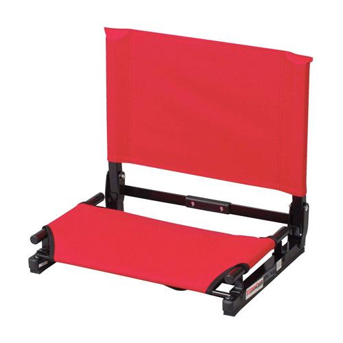 Stadium Chair, Red, swatch