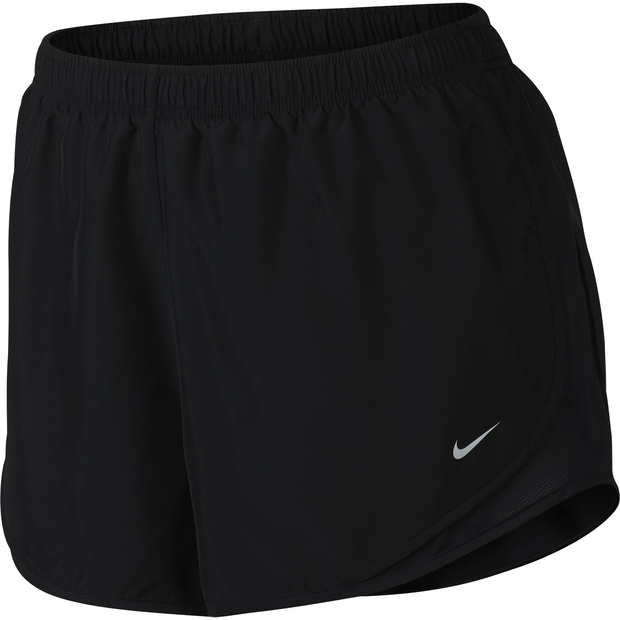 """Women's Plus Size 3"""" Dry Tempo Running Shorts, Black, swatch"""