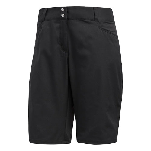 Women's Bermuda Essential Golf Shorts, Black, swatch
