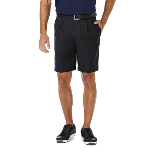 Men's 5 Pocket Shorts, Black, swatch