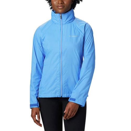 Women's Rainwear Switchback Jacket, Bright Drk.Blue, swatch