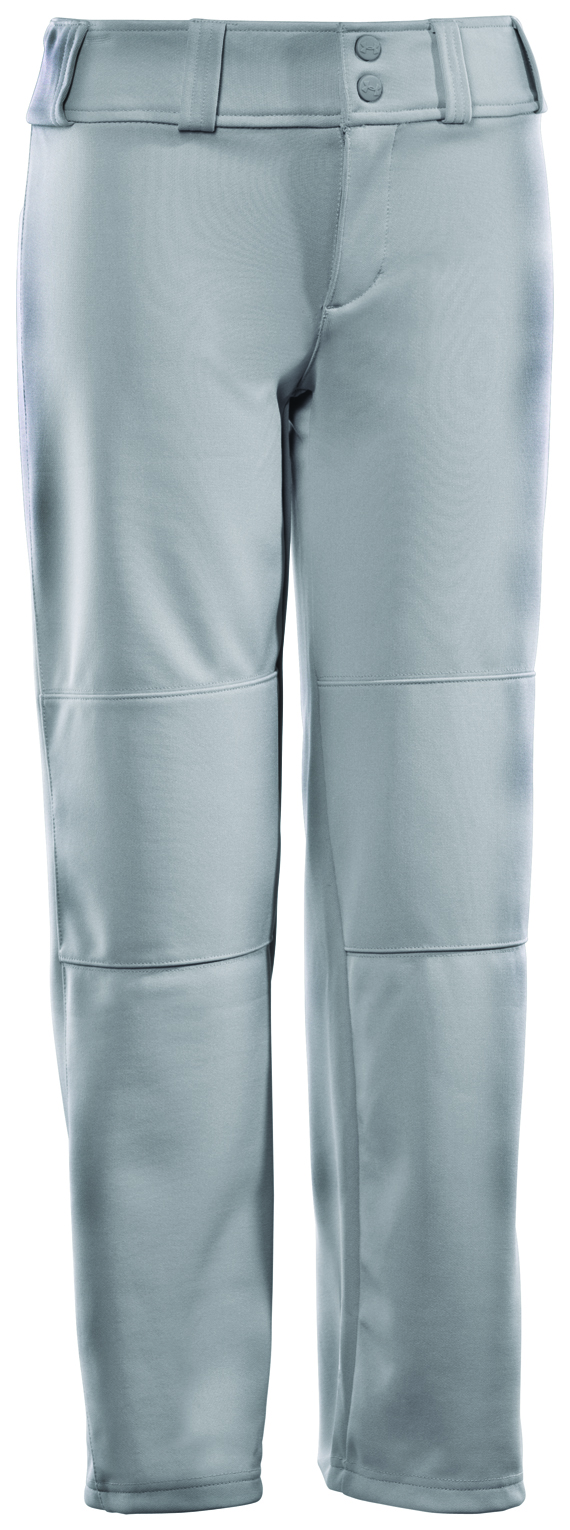 Youth Lead-off 2 Baseball Pant, Gray, swatch