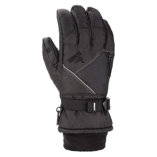 Women's Pursuit Ii Glove, Black, swatch