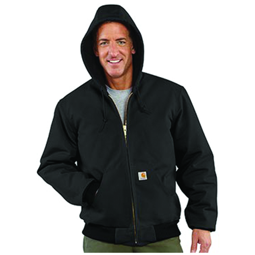 Men's Quilt Lined Active Jacket, Navy, swatch
