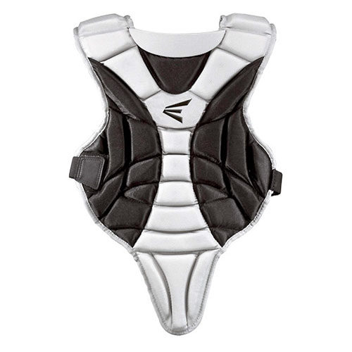 Youth 9-12 Chest Protector, Black, swatch