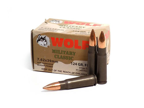 Wolf Military 7.62 FMJ, , large