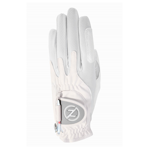 Ladies Left Hand Golf Glove, White, swatch