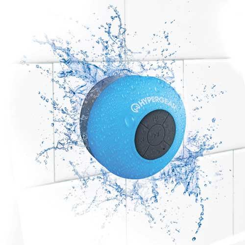 Hypercel H20 Wireless Speaker, Blue, swatch