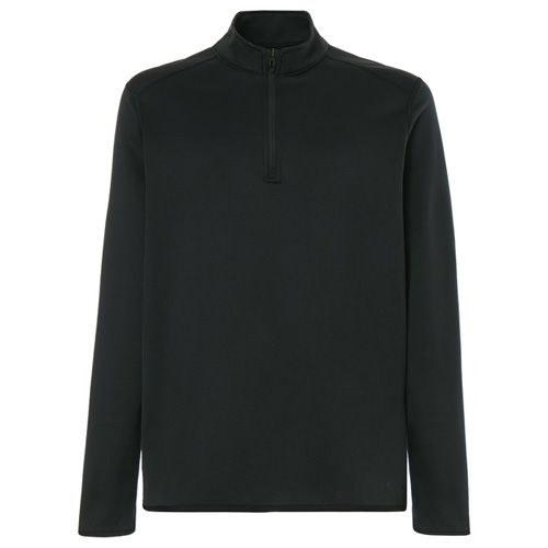 Men's Range Pullover, Black, swatch