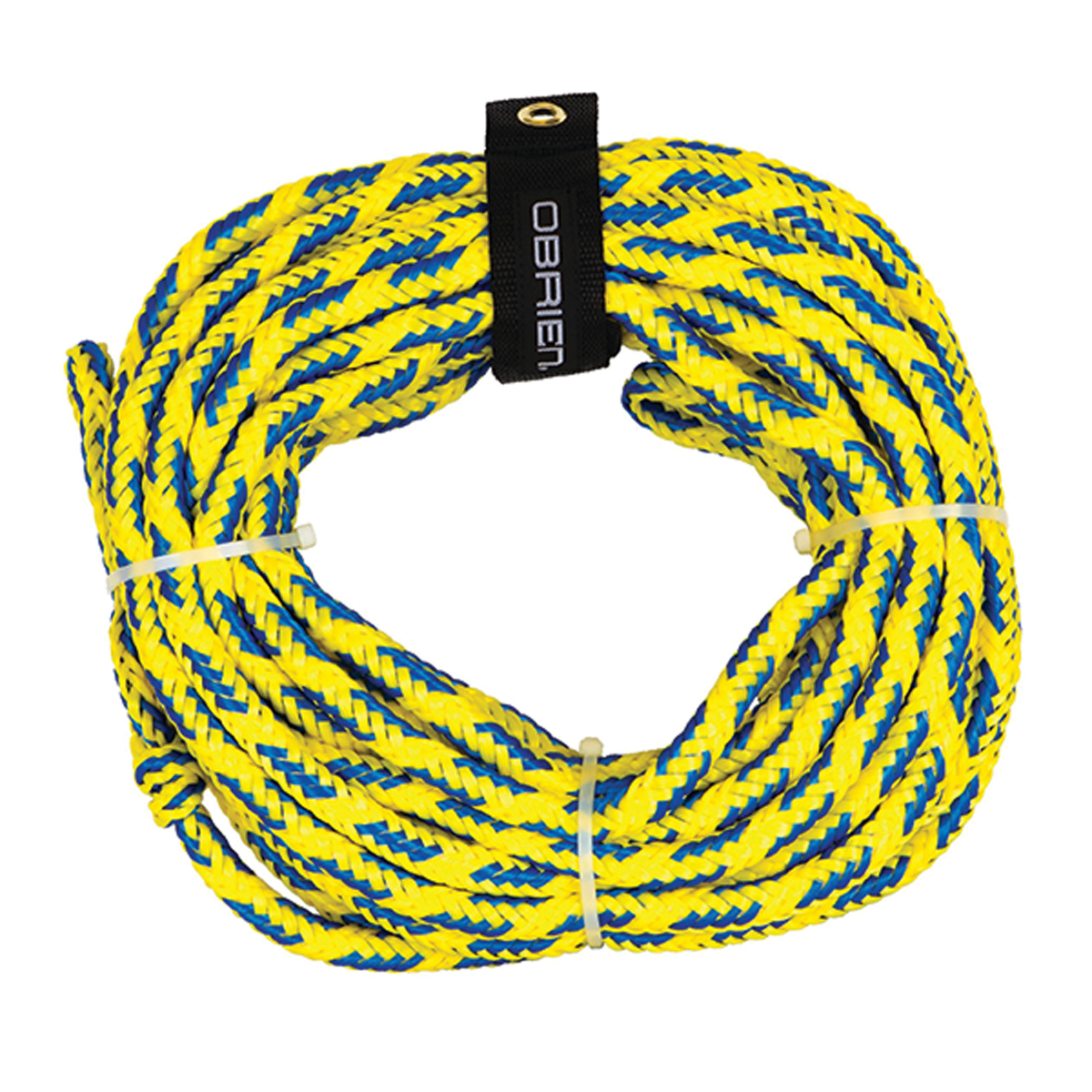 2 Person Tube Rope, Yellow Gold, swatch